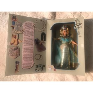 1993 Egyptian Barbie